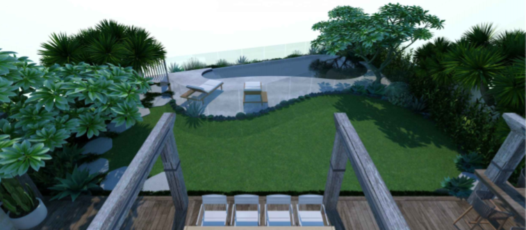 2D Pool Design Pittwater Rd Narrabeen 2