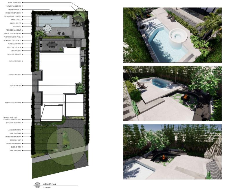 Landscape Architecture Northern Beache
